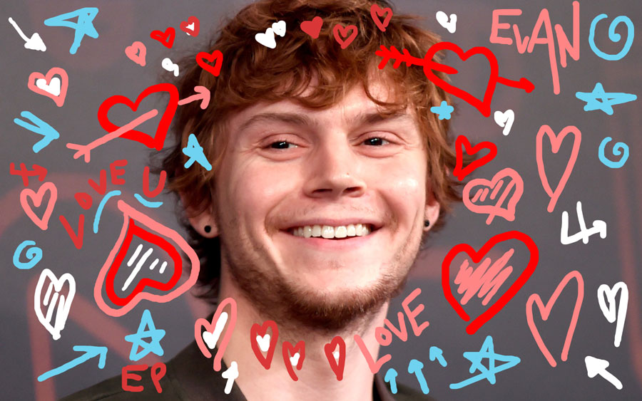 15 ridiculously hilarious jokes only true Evan Peters fangirls will understand