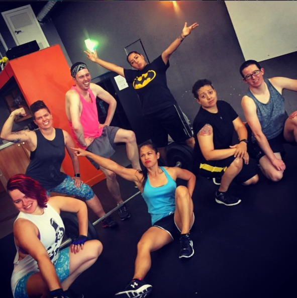 "This ""queer gym"" for LGBTQ people is so amazing and so necessary"