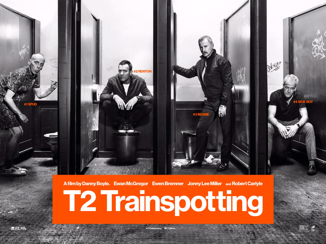 The 'Trainspotting' sequel finally has a trailer, and it looks really amazing
