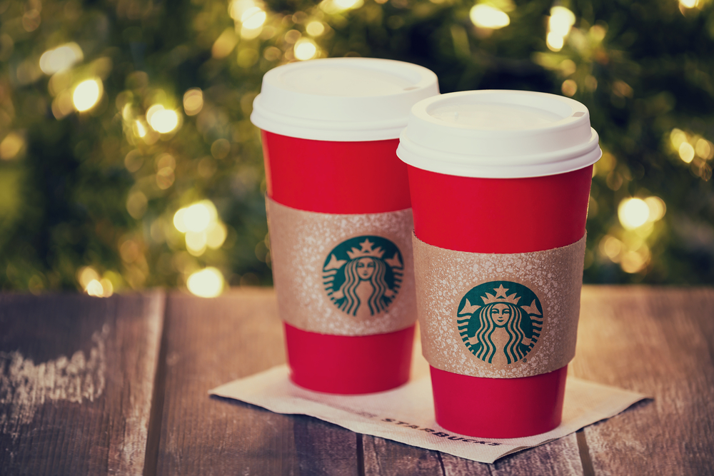 Starbucks' newest holiday drink is exactly what we've been waiting for