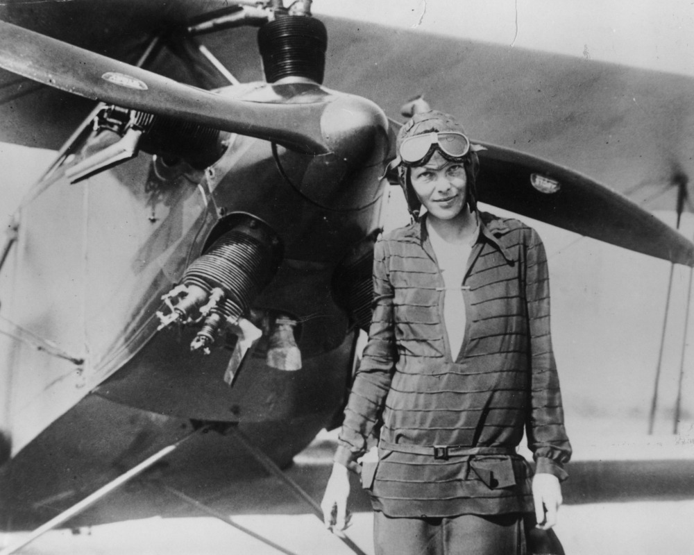 Scientists say Amelia Earhart didn't actually die in a plane crash
