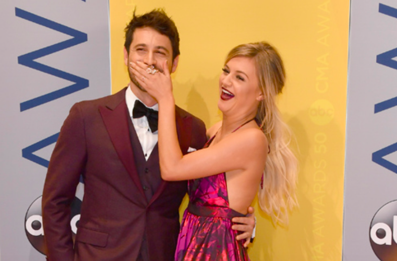 Country music's most adorable couples shined at the 50th Annual CMA Awards