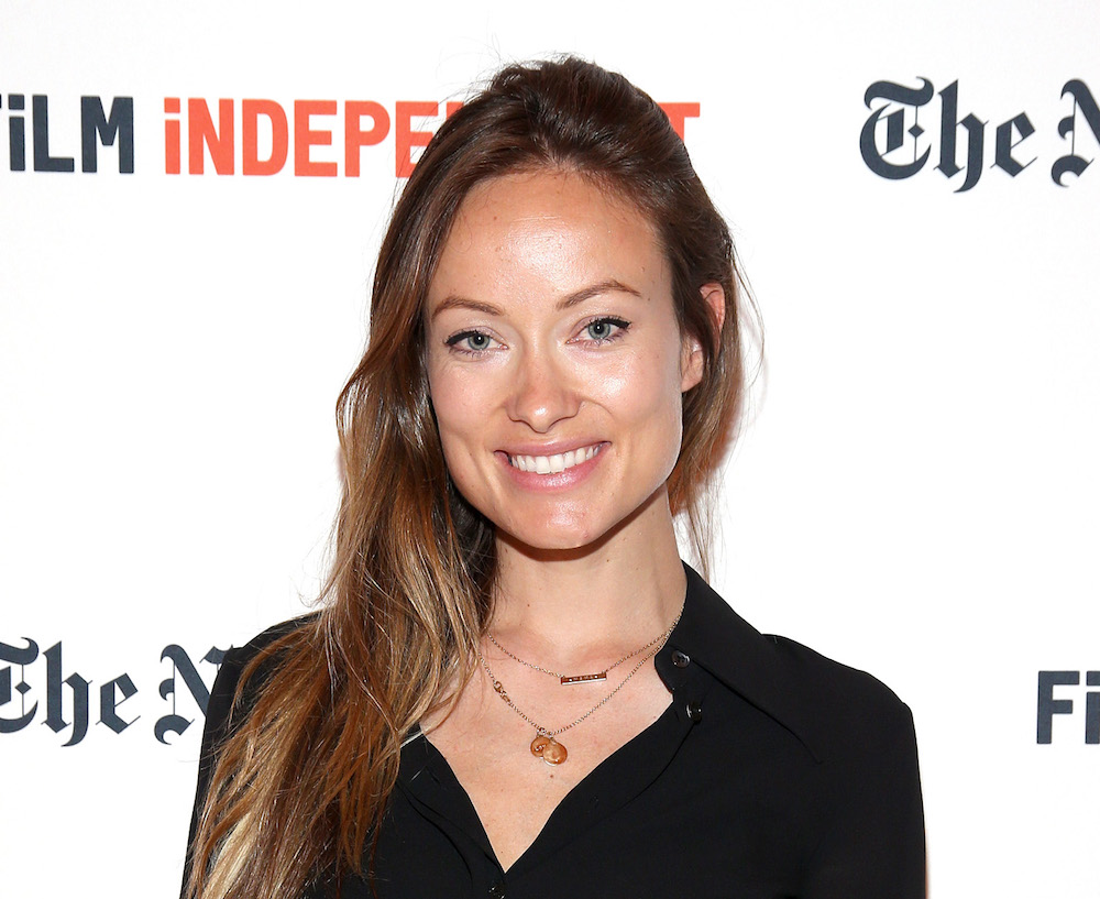"Olivia Wilde rocked a fabulous DIY ""Voting Jacket,"" and now we want one too"