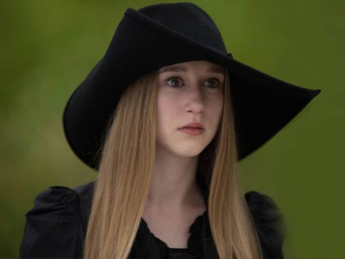 "Taissa Farmiga may have just been spotted in the latest ""American Horror Story"" teaser"