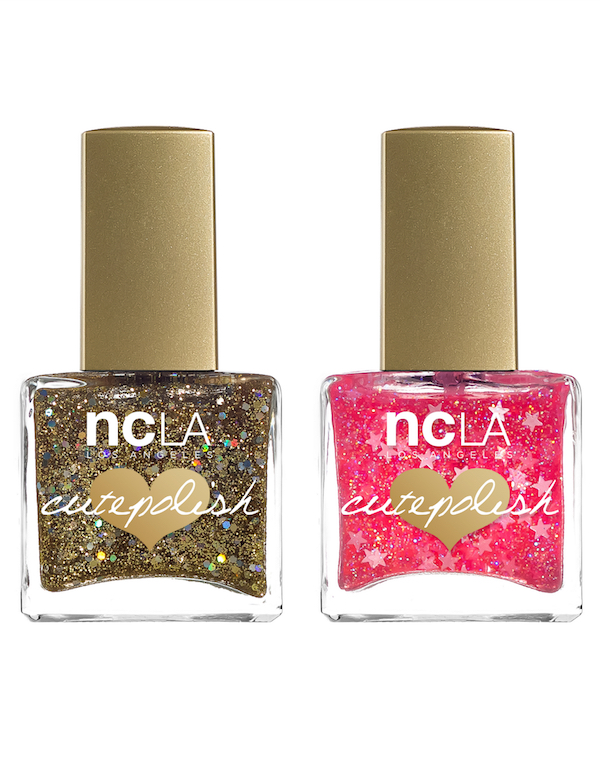 NCLA teamed up with a popular nail art YouTube to create the perfect holiday polishes