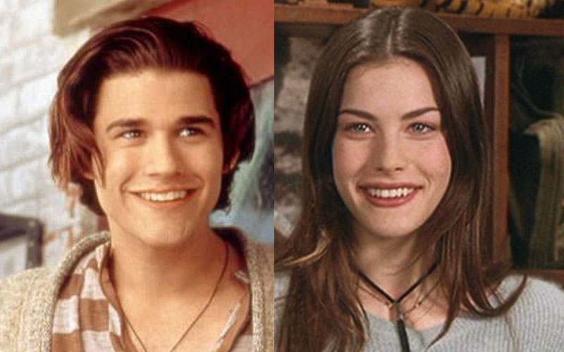 "Johnny Whitworth, aka Liv Tyler's crush in ""Empire Records,"" proves you only get hotter with age"