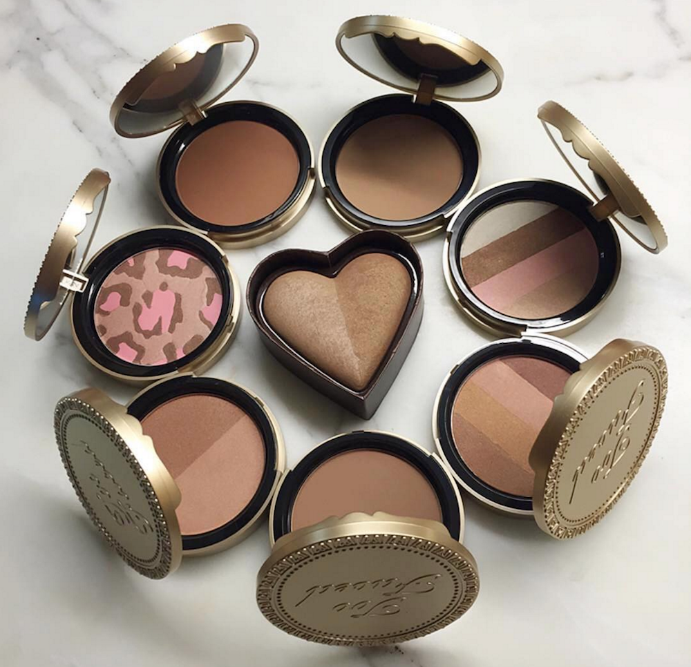 This is how Jerrod Blandino got the inspo for Too Faced's Chocolate collection