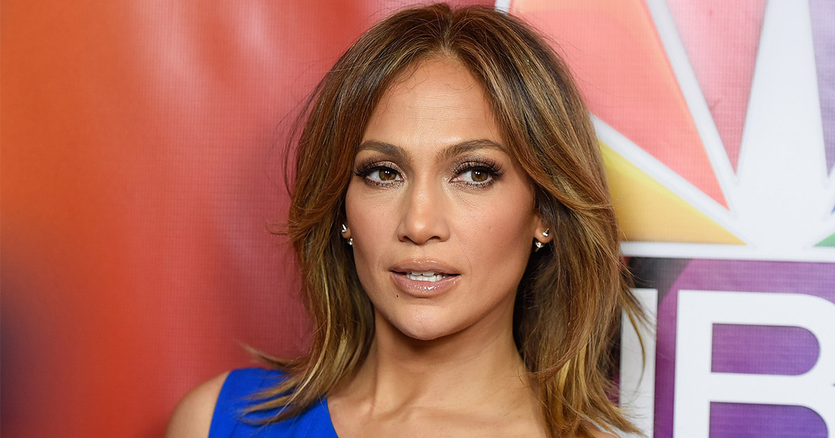 Jennifer Lopez posted a sexy selfie to encourage body positivity and it's incredible