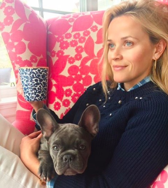Reese Witherspoon had this truly perfect thing to say about working moms