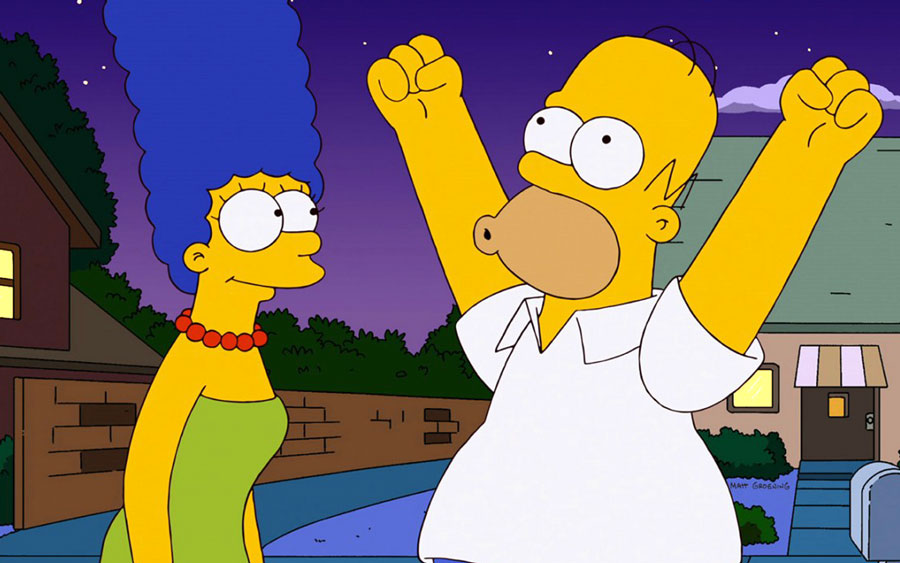 """The Simpsons"" just broke a really HUGE record so don't have a cow, man"