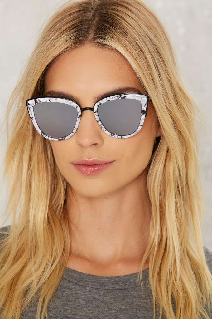 9 stylish sunglasses because you still need to protect your eyes even though it's winter