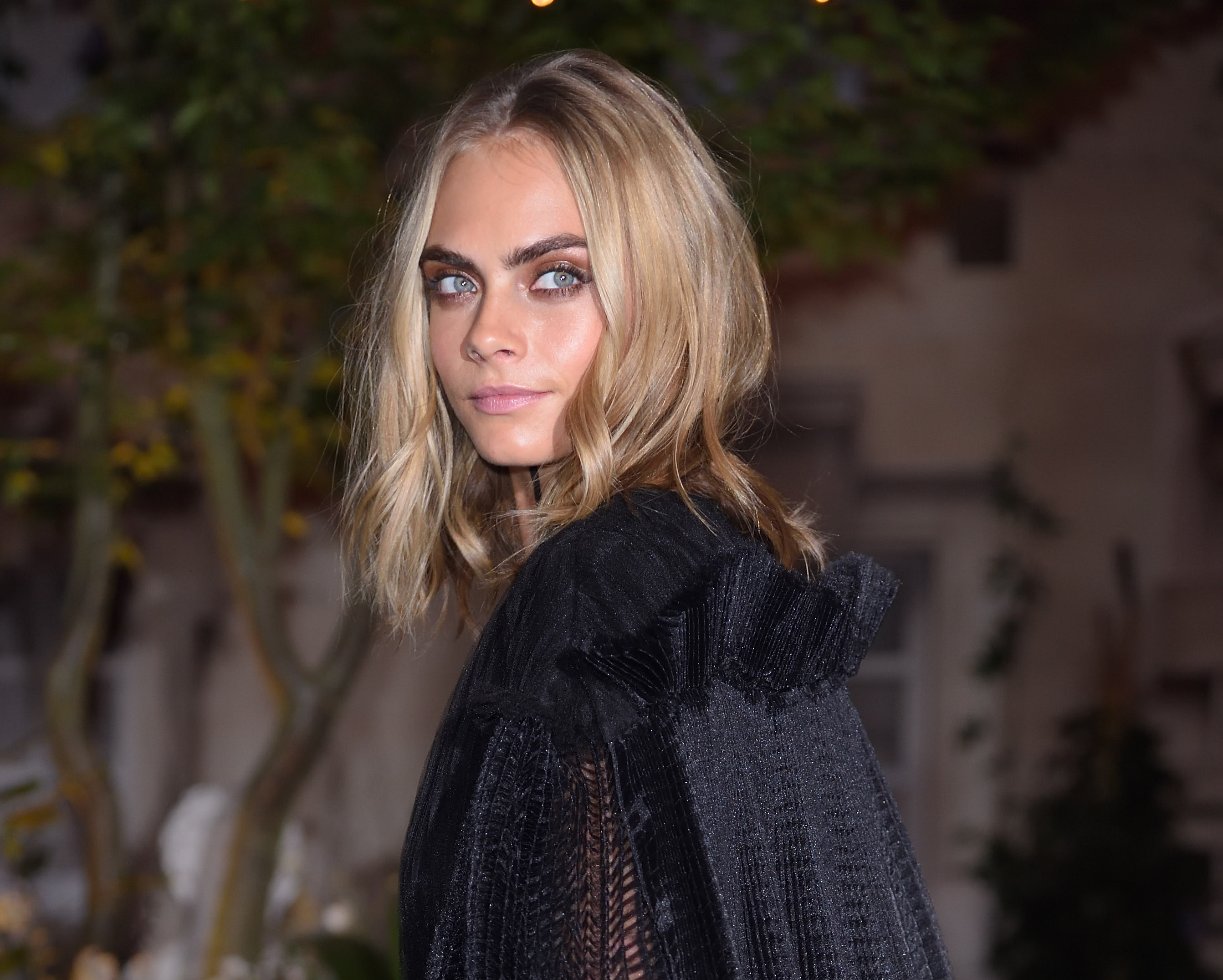 "Cara Delevingne set the record straight about being told she was ""too bloated"" to walk the Victoria's Secret Runway"