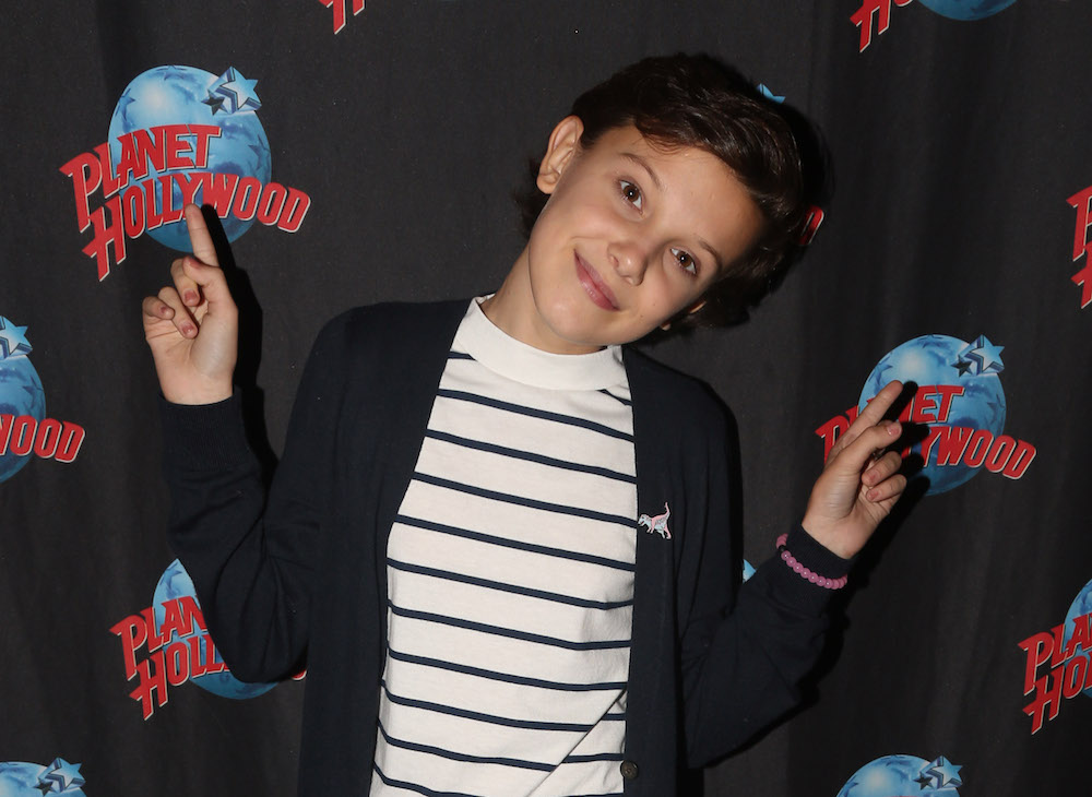 "Millie Bobby Brown announced her return to ""Stranger Things"" Season 2 in the cutest way possible"