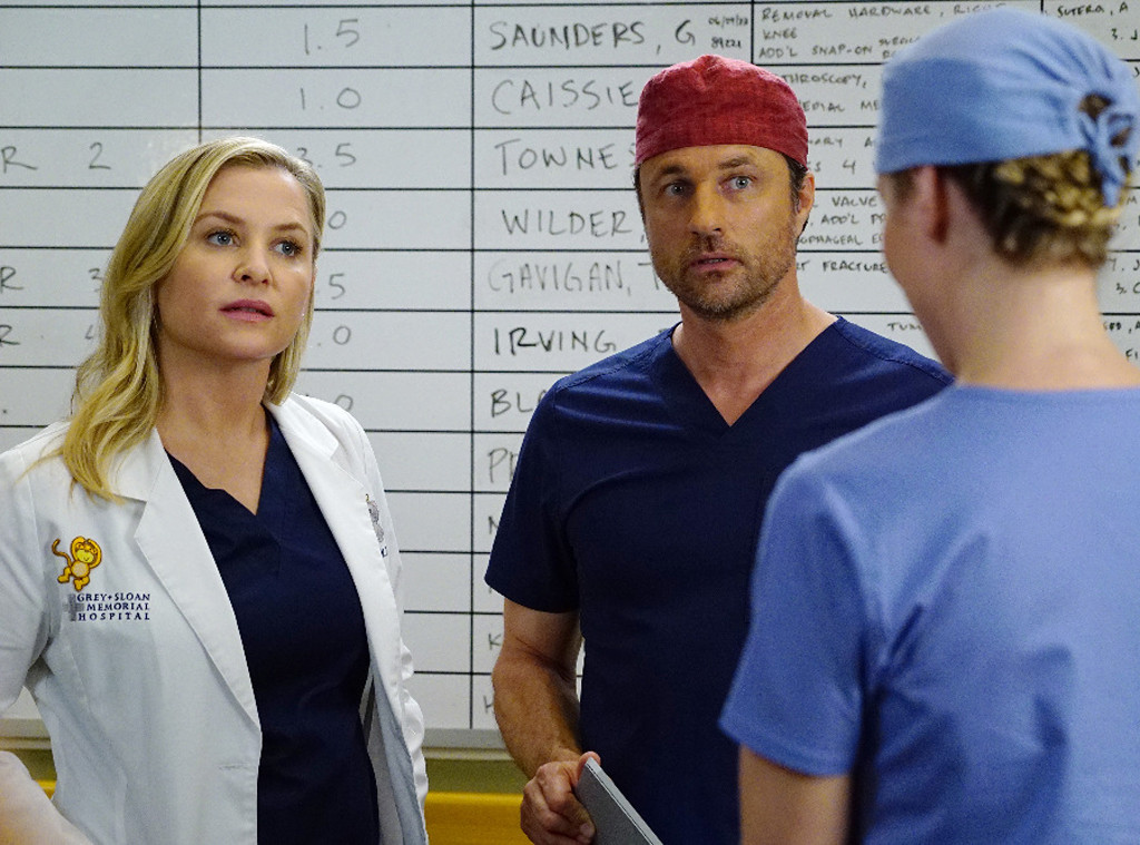 "Arizona has a new love interest on ""Grey's Anatomy"" and we're not sure how to feel"