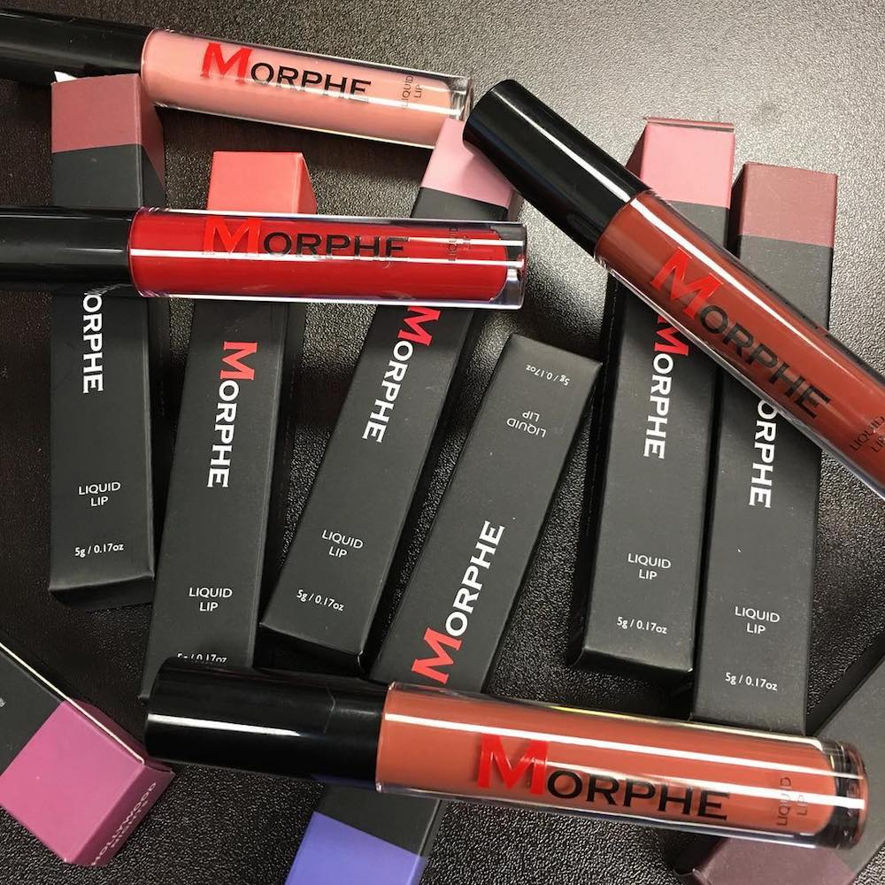 Morphe Shared A Sneak Peek Of Their Anticipated Liquid