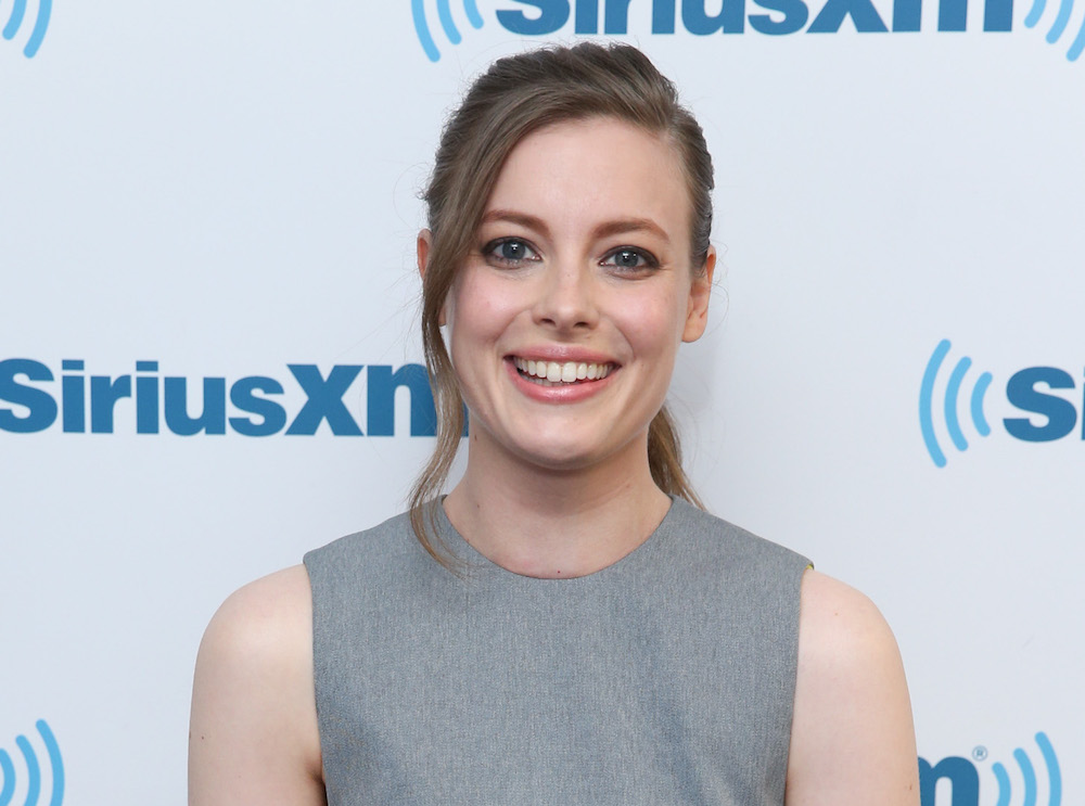 Actress Gillian Jacobs rocked this super empowering sweatshirt, and here's where you can get your own