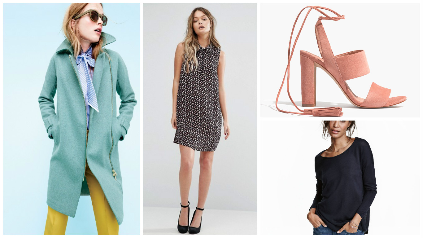 Build your capsule wardrobe with these 11 easy fall staples