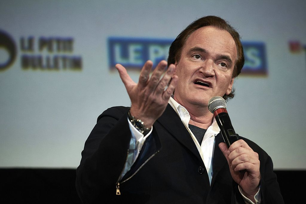 Quentin Tarantino says he's done making movies — what?