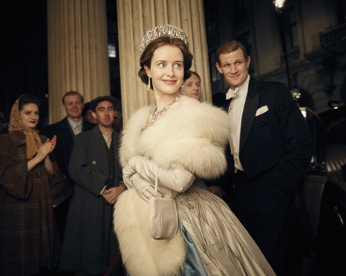 "One of the stars of Netflix's ""The Crown"" got exactly one word of advice from Prince William"