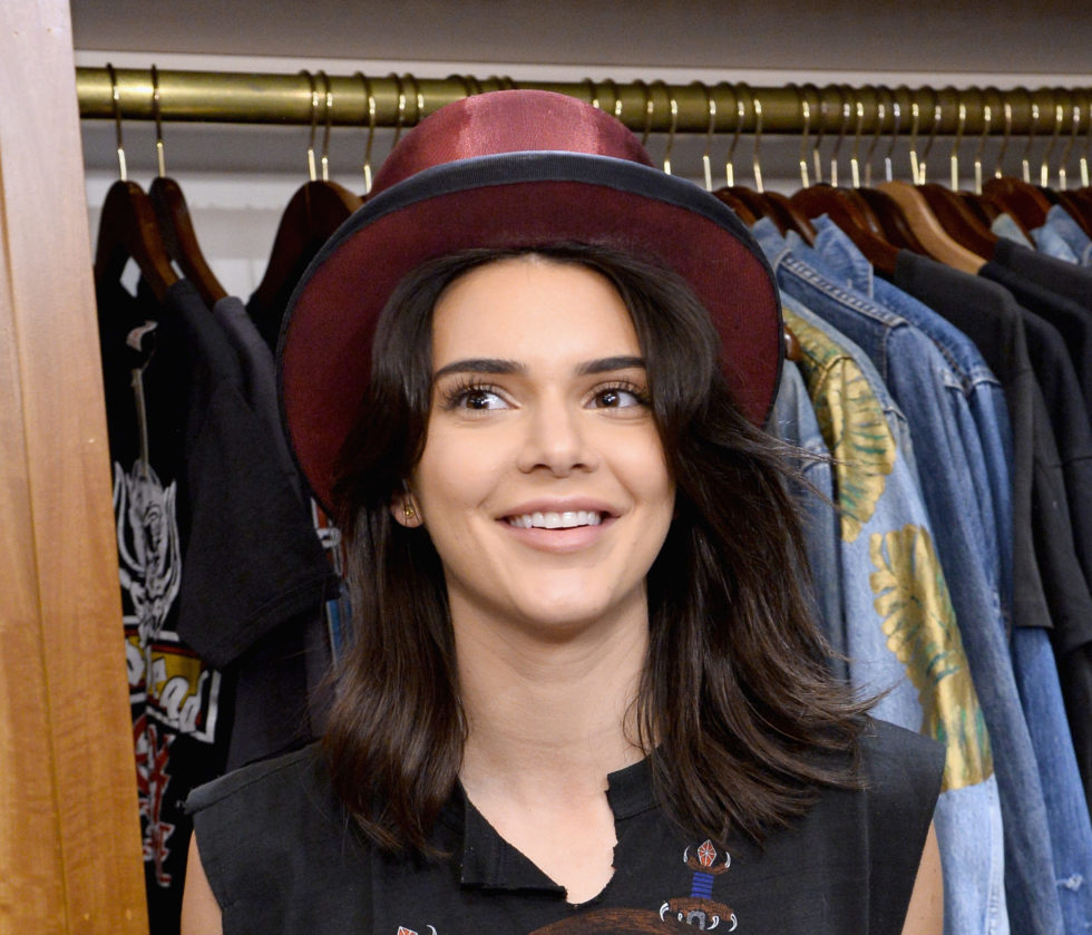 Love Kendall Jenner's 21st birthday dress but don't have a spare $9K? Kendall's got you