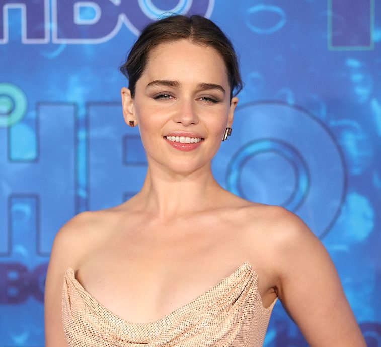 Emilia Clarke's new movie may be out in 2017 and the news is keeping us warm through the winter