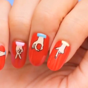 These fascinating DIY nail hacks have us dying to step up our nail game ASAP
