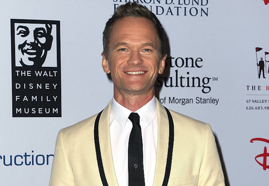 Neil Patrick Harris said loving Disney comes naturally to his children and we totally understand