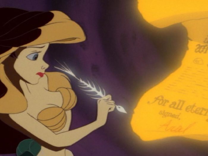 analysis of the little mermaid (image: the little mermaid) if i were asked to picture a shipwreck, a clear image  would pop into my mind i've never seen a shipwreck in real.