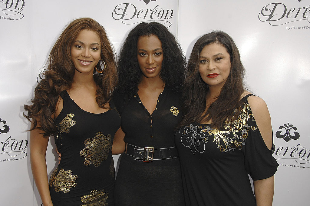 Tina Knowles slayed two iconic looks from her daughters, and we continue to be in awe