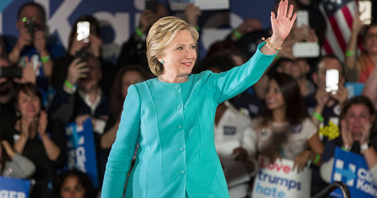 The FBI has cleared Hillary Clinton again after finding no evidence of criminal wrongdoing with her emails