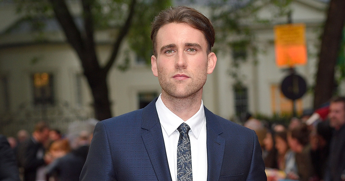 """Matthew Lewis (aka Neville Longbottom) went to see """"The Cursed  Child"""" and what he said will hit you in the feels"""