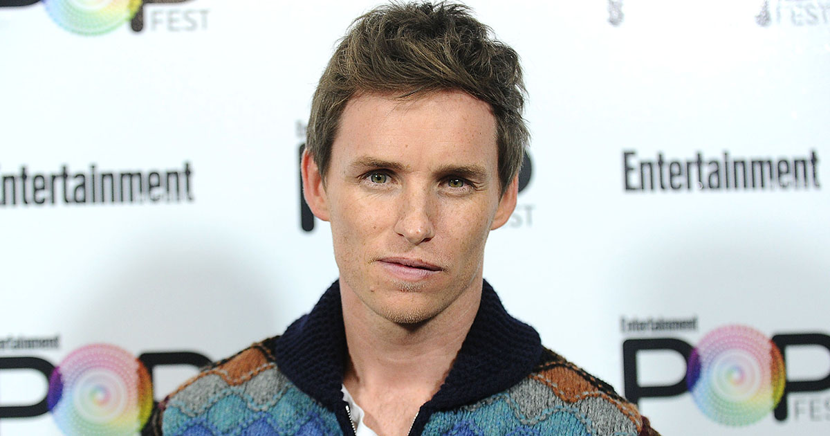 "Eddie Redmayne has opened up about his nerves surrounding ""Fantastic Beasts and Where to Find Them"" and we get it"