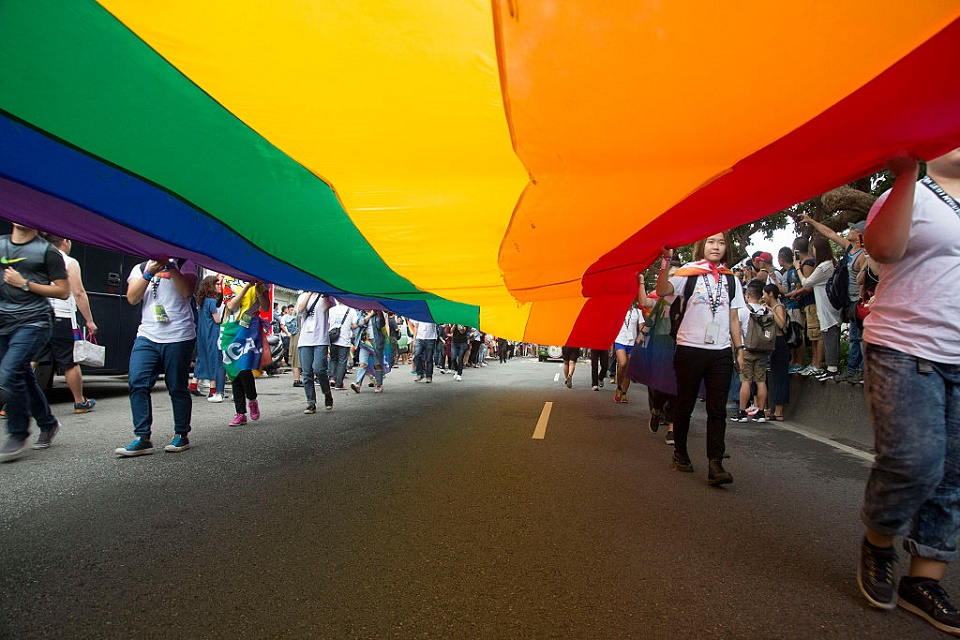 Taiwan might be the first place in Asia to have marriage equality, and we think that's incredible