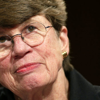Janet Reno has passed away at the age of 78, and her role as a woman in politics won't be forgotten