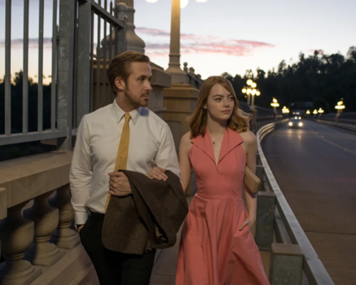"Hear Ryan Gosling and Emma Stone sing ""City of Stars"" from ""La La Land"" in first full-length song leak"