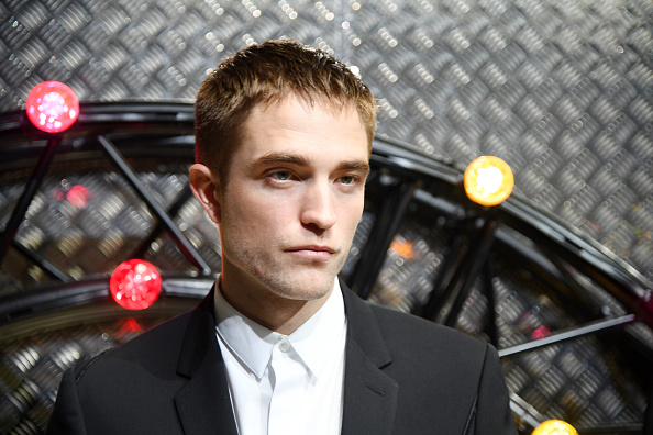 Robert Pattinson is BACK and there is something different with his hair