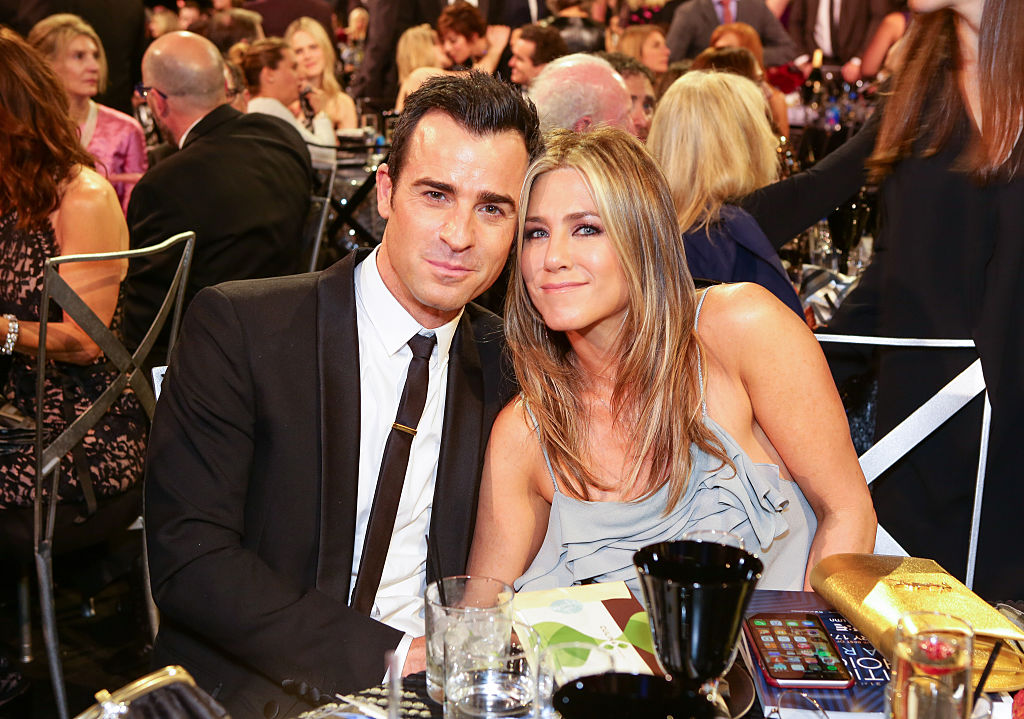 The real reason Jennifer Aniston is with Justin Theroux is so beautiful and such #RelationshipGoals