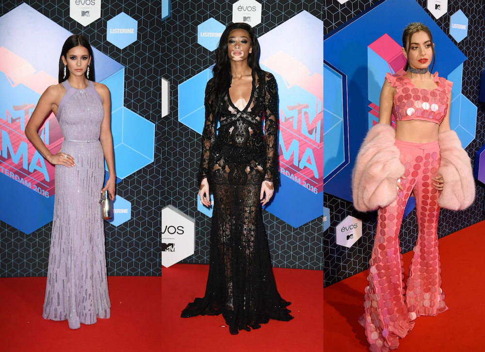 12 of the most gorgeous looks from the 2016 MTV EMAs