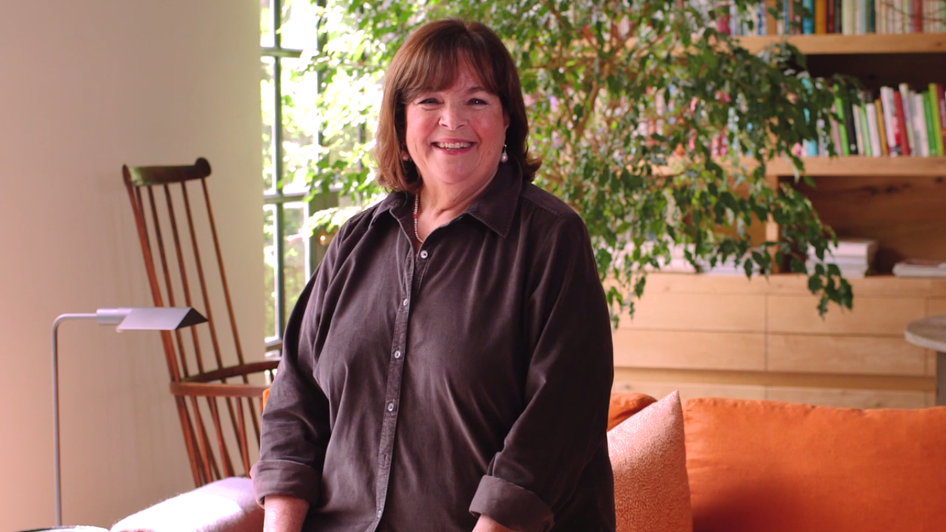 Ina Garten answers the most important questions about Thanksgiving, and here's what you need to know
