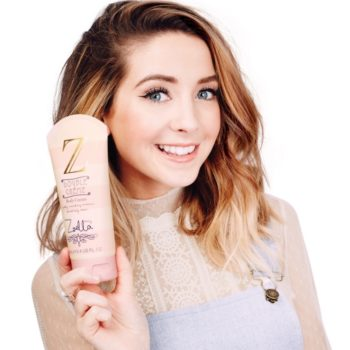 This beauty vlogger just came out with a super cute cosmetics line at Target