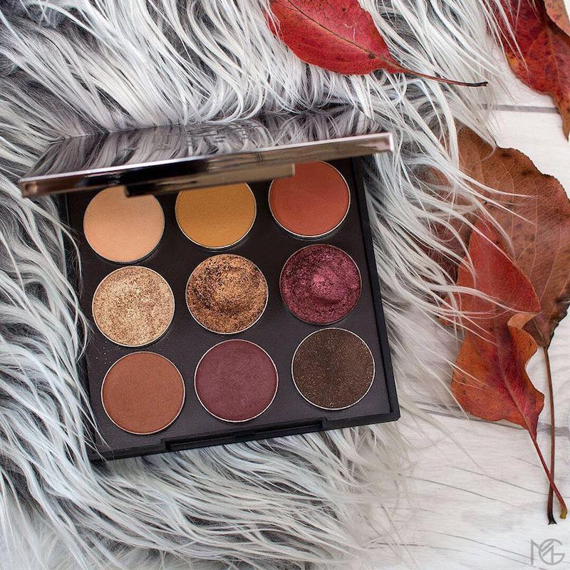There's still time to snag this stunning Autumn Glow bundle from Makeup Geek