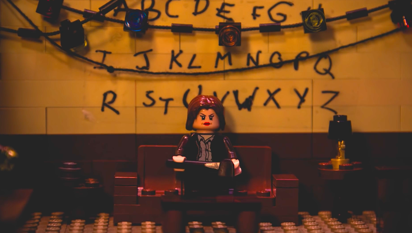 "Stop everything: Lego ""Stranger Things"" is here and it's everything you need"