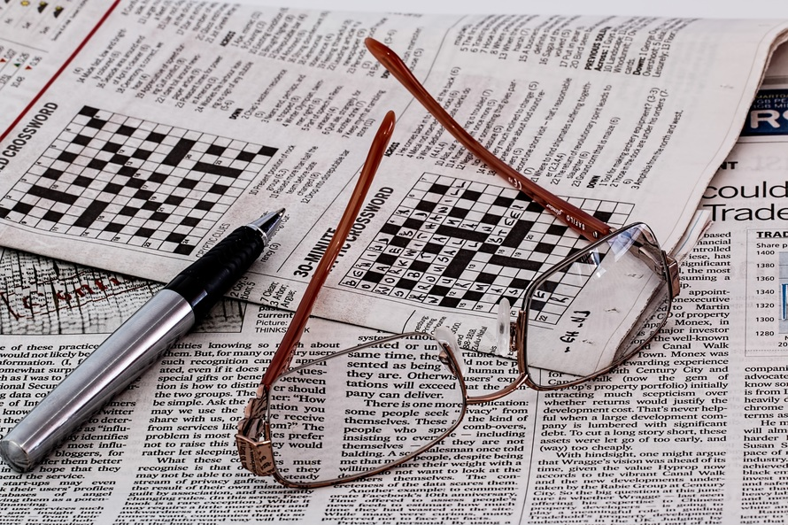 Believe us, this beautiful letter about a missing crossword puzzle will make you cry