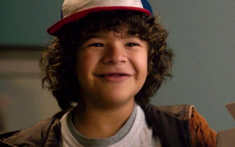 "Dustin from ""Stranger Things"" posted the most insanely cute baby photo of himself and it will make you so, so happy"