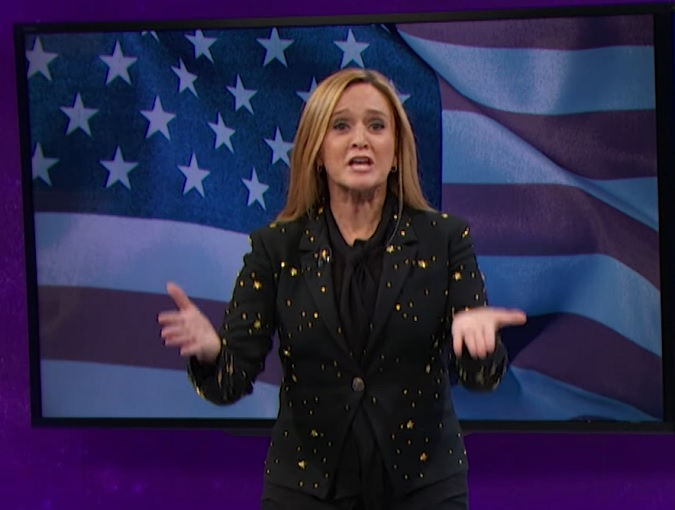 "Hillary's e-mails were read out loud on ""Full Frontal With Samantha Bee,"" and it was pretty hilarious"