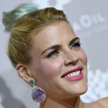 Busy Philipps wants you to vote for this super feminist reason, and if her words don't inspire you, her shirt will