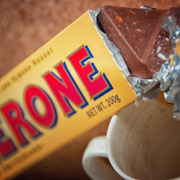 Toblerone changed the shape of their iconic chocolate bar and people are NOT HAPPY