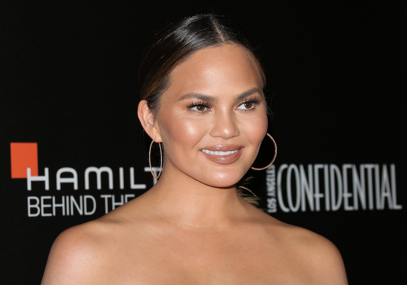 Chrissy Teigen is working on her second cookbook and these sneak peeks are getting us excited and HUNGRY
