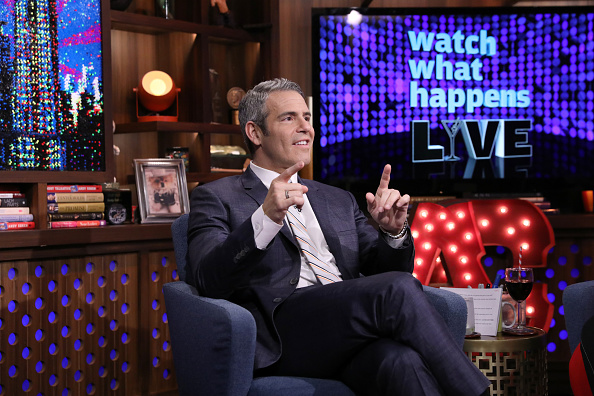Andy Cohen posts most epic throwback photo with Hillary Clinton and they look like babies!