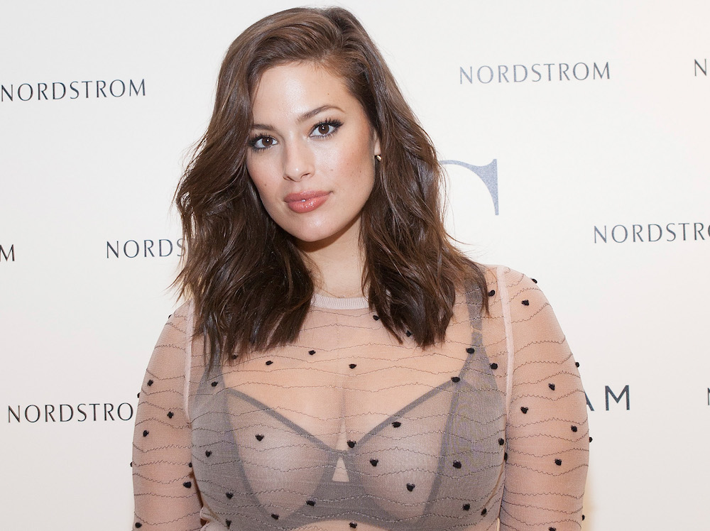 This artist drew Ashley Graham as a Victoria's Secret angel, and we're *SO* here for this